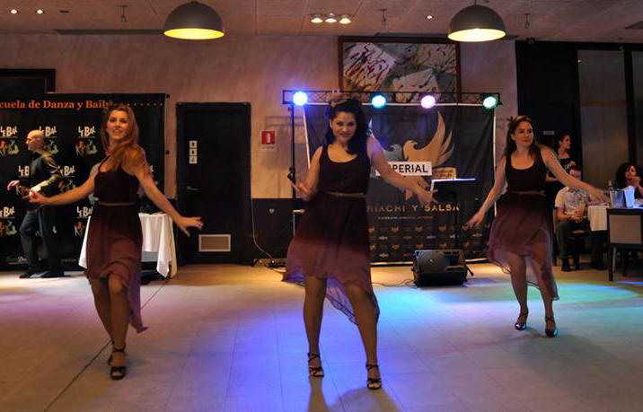 Videos porno de chicas bailando